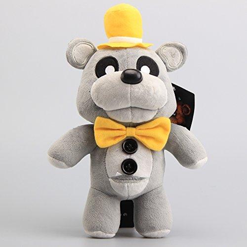 Five Nights At Freddy's Fazbear Bear Gray Grey 12 Inch Toddl