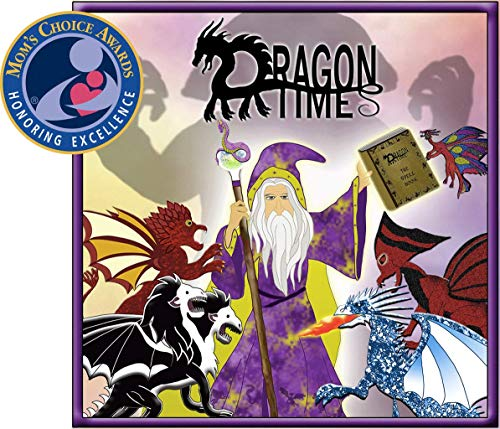 Dragon Times - A math adventure card game for kids (Dragon Games For Kids)