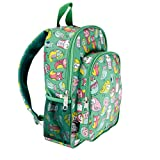 LONE CONE Kids' Canvas Preschool Backpack, Owl Be Learnin'