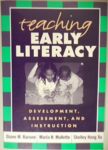 Teaching Early Literacy. Guilford Press. 2005.