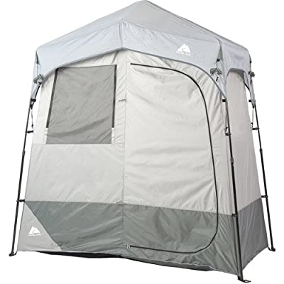 Ozark Trail Instant 2-Room Shower/Changing Shelter Outdoor