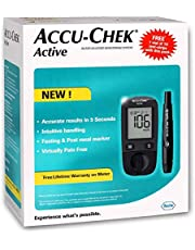ACCU CHEK Active Blood Sugar Monitor - 2724288270372