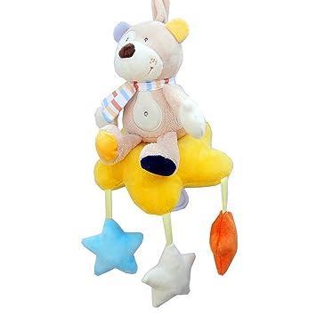 Amazon.com: Etbotu - Cuna para bebé con diseño de animales ...
