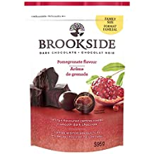 BROOKSIDE Christmas Dark Chocolate, Pomegranate, 595 Gram
