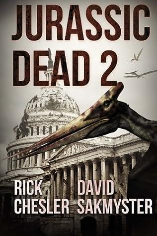 book cover of Jurassic Dead 2