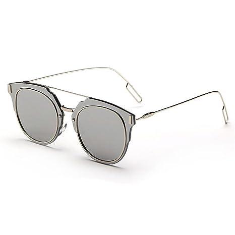 Meisijia Nuovi occhiali da sole Moda PC Eyewear UV400 guida di viaggio FqhotnH6
