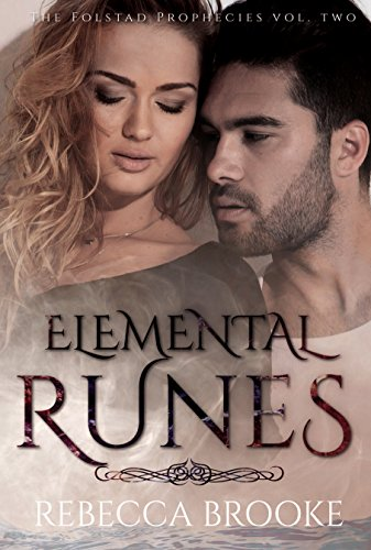 Elemental Runes (The Folstad Prophecies Book 2) by [Brooke, Rebecca]