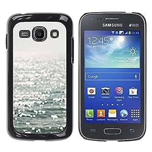 Paccase / SLIM PC / Aliminium Casa Carcasa Funda Case Cover para - Reflective Sea Sailing Sun Summer Water - Samsung Galaxy Ace 3 GT-S7270 GT-S7275 GT-S7272
