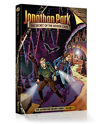 Jonathan Park The Adventure Begins #1: The Secret of the Hidden Cave