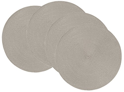 Now Designs Disko Placemats Cobblestone
