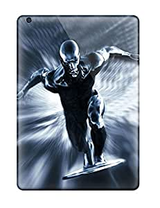 Perfect Fit YsFTMiv3174kihXF Silver Surfer Case For Ipad - Air