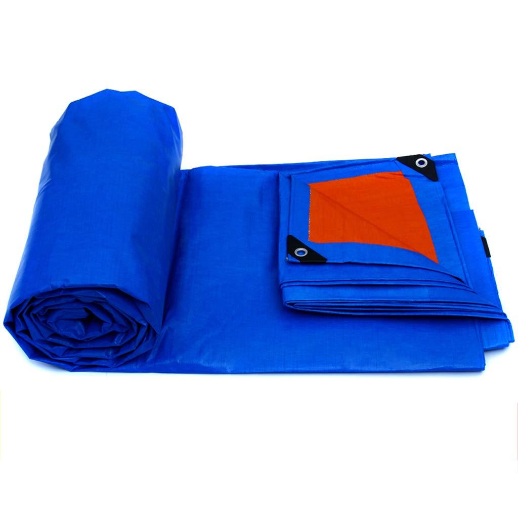 Regenfestes Tuch FANJIANI Plastiktuch-Plane-Regenstoff-Poncho-LKW-Plane Plane-Segeltuch-Sonnenschutz-im Freien Sonneschutz-Isolierung