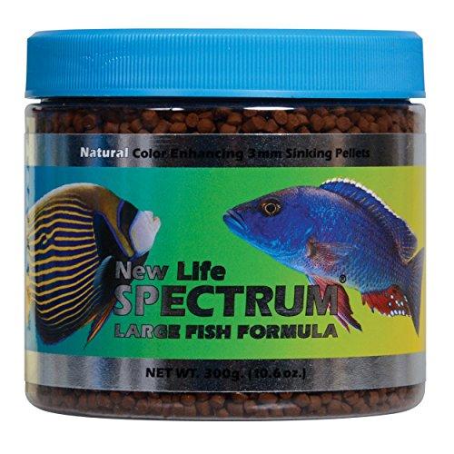 New Life Spectrum Large Fish Formula, Sinking Pellet Food -