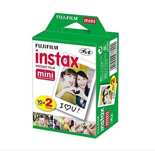 Fujifilm Instax Mini Instant Film  Total: 40 Pictures