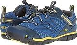 KEEN Chandler CNX Hiking Shoe, Blue Opal/Baleine Blue, 3 M US