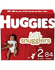 Newborn Diapers - Huggies Little Snugglers Disposable Baby Diapers