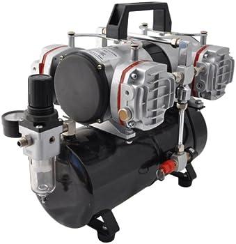 Master Airbrush TC-848 Air Compressor