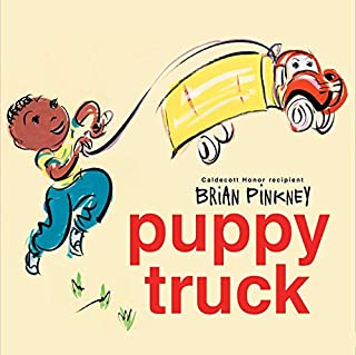 Book Cover: Puppy Truck