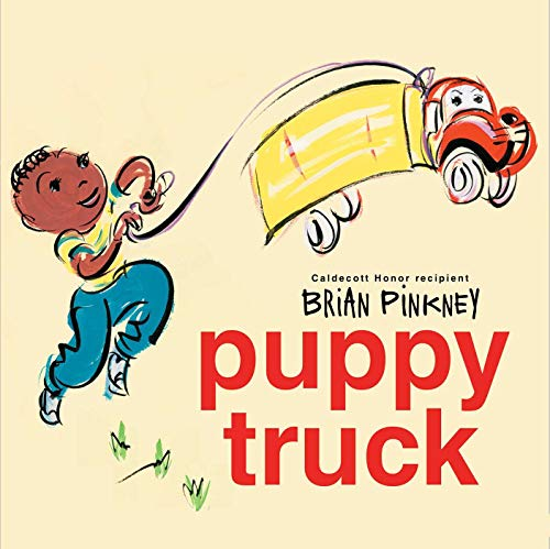 Book Cover: Puppy Truck