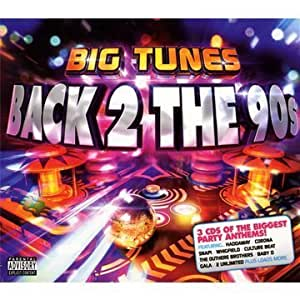 Big Tunes Back 2 The 90s (3cd)