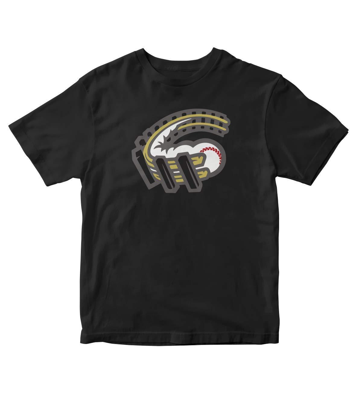 Tjsports Altoona Curve Baseball Black Shirt S