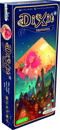 Asmodee 001622 Dixit 2 Big Box Board Game (French Language Version)