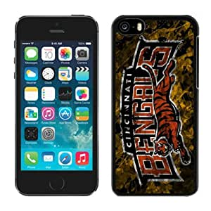NFL&Cincinnati Bengals 20 iPhone 5C Case Gift Holiday Christmas Gifts cell phone cases clear phone cases protectivefashion cell phone cases HLNKY605583697
