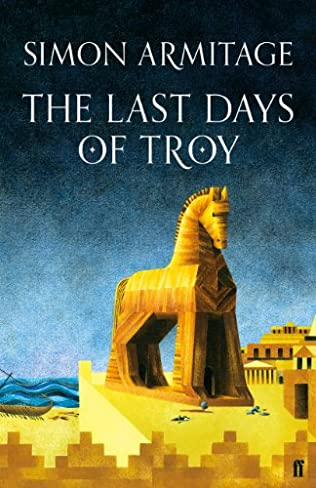 book cover of The Last Days of Troy