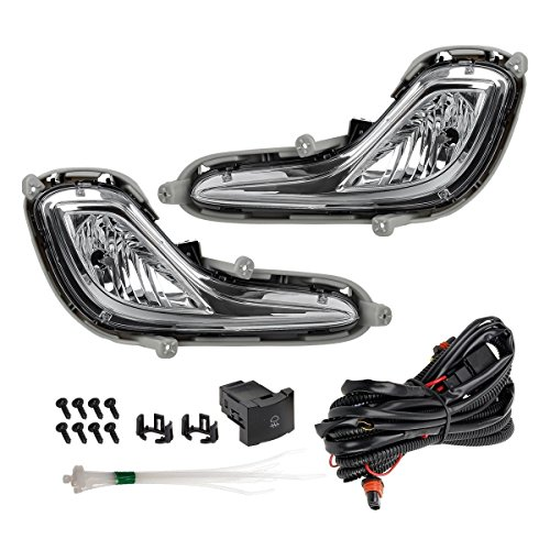 partsam-clear-bumper-fog-light-assembly-lamp-harness-switch-left-right-pair-for-2011-2015-hyundai-ac