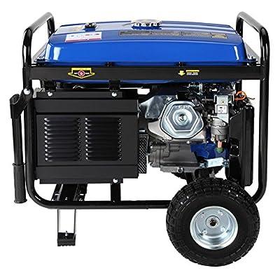 DuroMax 8500 Watts 16.0 HP Gas Generator