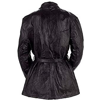 Giovanni Navarre Genuine Leather Ladies' Jacket (S) at Amazon ...