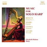 : Music for Solo Harp