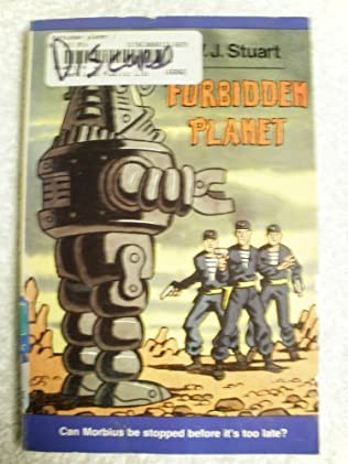 book cover of Forbidden Planet