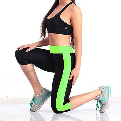 swall owuk Yoga para Mujer Leggings Pantalones Pantalones ...