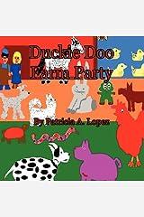 Duckie Doo Farm Party Paperback