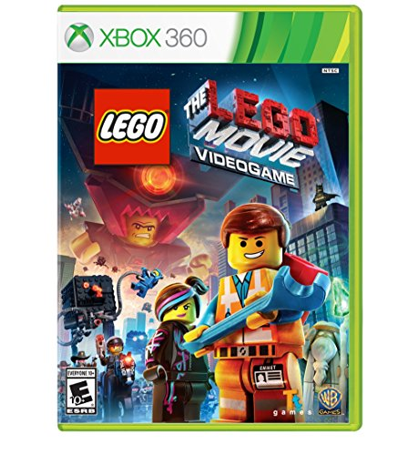 (The LEGO Movie Videogame - Xbox 360 Standard Edition)