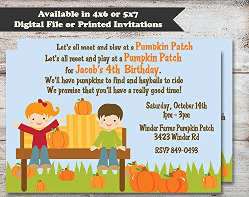 amazon com pumpkin patch kids halloween costume or birthday party