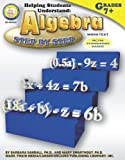 Helping Students Understand Algebra, Barbara R. Sandall, 1580372937