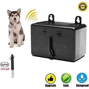 Amazon Com Mini Bark Control Device Outdoor Anti Barking
