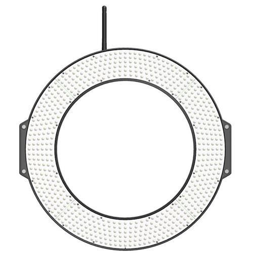 F&V Z720 リングライト 3076lux 5600K調光可能なLEDビデオライト 内径29cm Ra95 ウルトラカラー撮影ライト Wi-Fi/4区分け制御可 丸型定常光ライト 黒 収納バッグ付き スタジオ撮影とビデオ撮影用 Z720 単色ライト  B016DTRFPY
