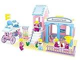 Fun Blox Fairy Land Blocks Set, Multi Color (342 Pieces)