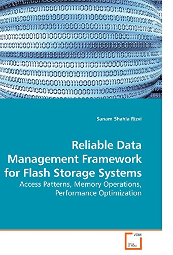 Reliable Data Management Framework for Flash Storage Systems: Access Patterns, Memory Operations, Performance Optimization by VDM Verlag Dr. Müller