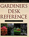 img - for Brooklyn Botanic Garden Gardener's Desk Reference book / textbook / text book