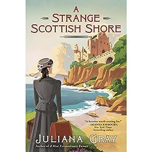 A Strange Scottish Shore Audiobook