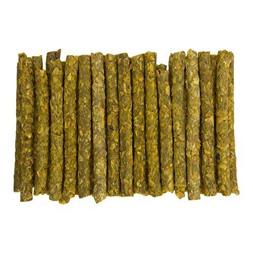 Chewers Lamb Munchies Stick Dog Treat, 450g with Chicken Munchies Stick Dog Treat, 450g