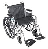 DRIVE Deluxe, K.D. Aluminum Bath Seat with Tool Free Removable Back QTY: 1