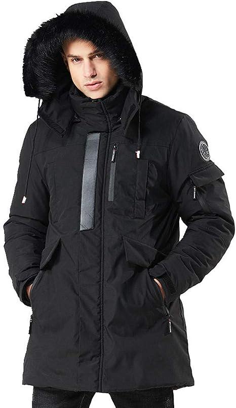 All Black Parka Jacket