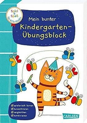 Spiel+Spaß für KiTa Kinder: Mein bunter Kindergarten