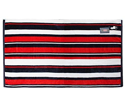 Ralph Lauren diseño de rayas toalla de baño, toalla de playa ...