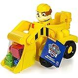 Paw Patrol - 6026140 - Jeu de Construction - Bulldozer de Ruben Ionix Junior - La Pat' Patrouille